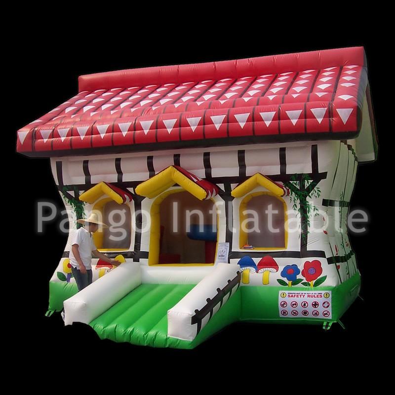 房子充氣城堡gl003